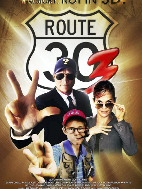 """Route 30, Three!"" will premiere at the Strand-Capitol Theater at 3 p.m. and 7 p.m. April 11."