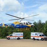 County ambulance service: Who gets high marks?