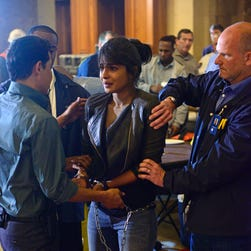 QUANTICO - A diverse group of recruits has arrived at the FBI Quantico Base for training. They are the best, the brightest and the most vetted, so it seems impossible that one of them is suspected of masterminding the biggest attack on New York City since 9/11.  Priyanka Chopra, center, stars in ABC's new fall drama, 'Quantico.'