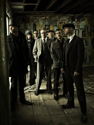 Flogging Molly will perform July 31 as part of the Oregon Zoo summer concert series.