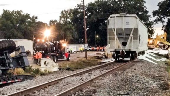 An accident from October 2014 involving a train and 18-wheeler prompted Mer Rouge officials to ask Department of Transportation and Development to look at the approaches to the U.S. 165/La. 2 intersection. Several accidents have occurred at this location and Mer Rouge Mayor Johnny McAdams says it is a recurring issue.