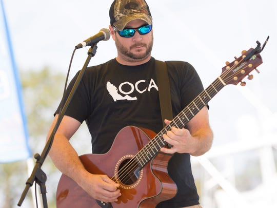 The Hooked on Music festival took place along the waterfront at Marina Square on Saturday, March 25, 2017, in Fort Pierce.