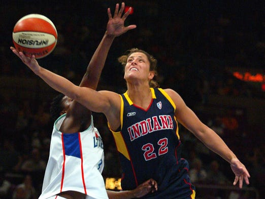 Vanderbilt-bound Stephanie White on Indiana Fever: 'This is part of my DNA'