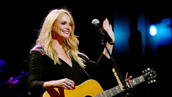Miranda Lambert performs onstage to kick off her sold out residency at The Country Music Hall of Fame and Museum on September 19, 2018 in Nashville, Tennessee.