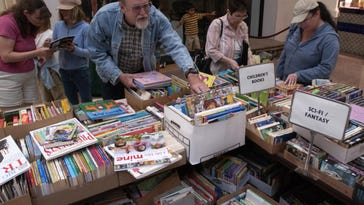 AAUW book sale comes early this fall