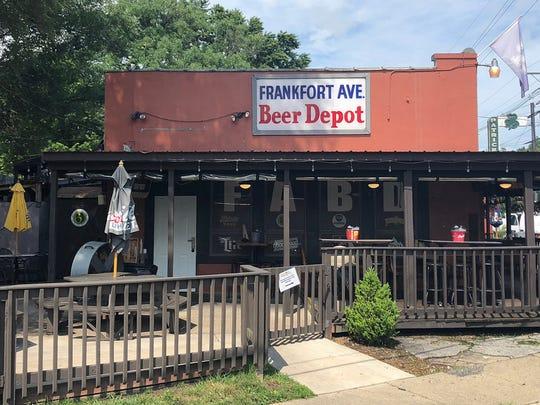 Frankfort Avenue Beer Depot, 3204 Frankfort Ave.