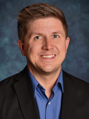 Justin Bannister has been appointed associate vice president for Marketing and Communications.