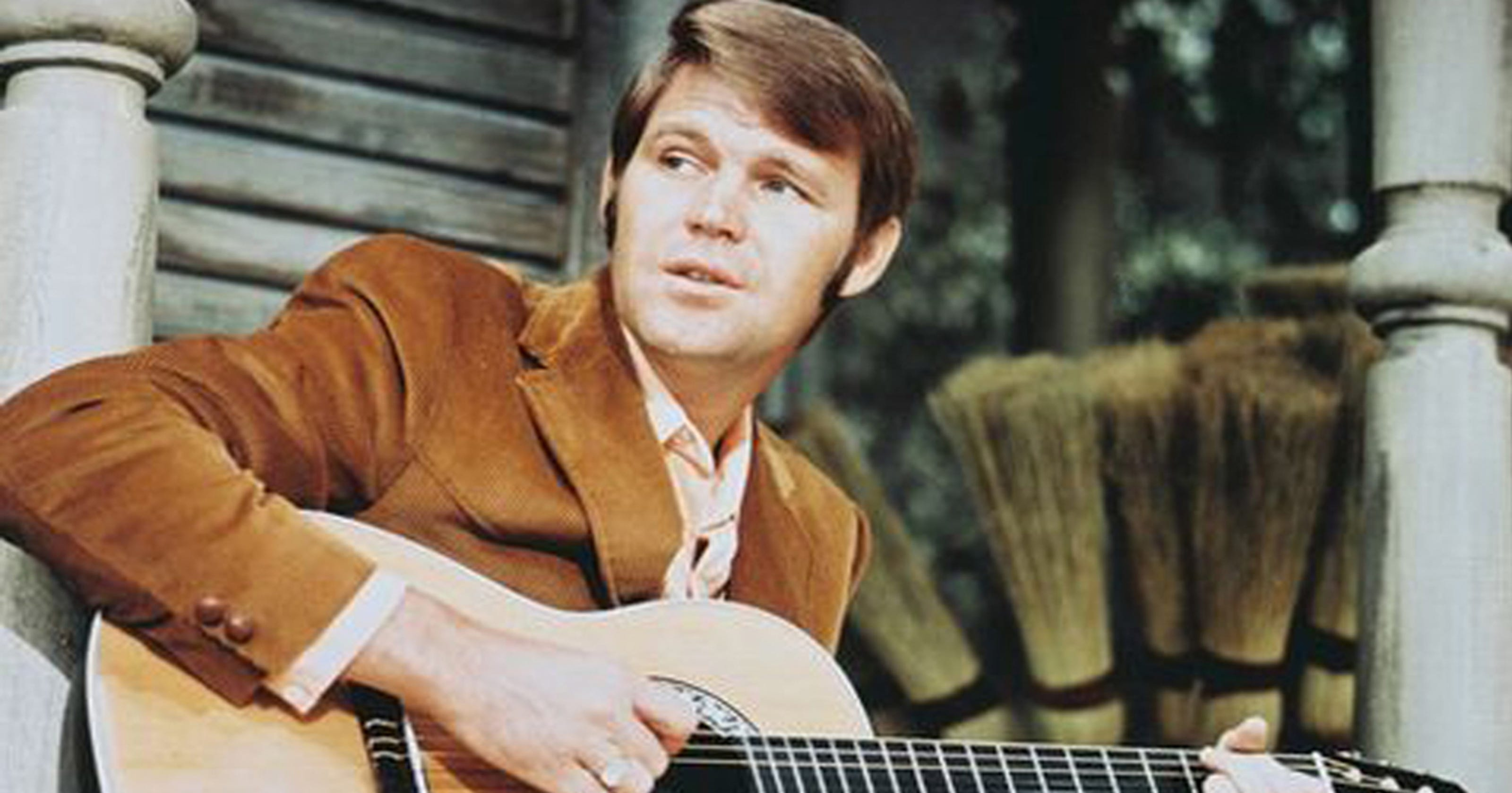 Glen Campbell, a singer and songwriter of hits like \
