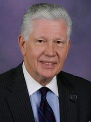 Northwestern State University's longest-serving president, Randall J. Webb, died Wednesday at 72 in Shreveport.