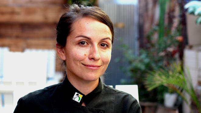 Danielle Leoni of The Breadfruit and Rum Bar in Phoenix plans to open an expanded Leoni's Focaccia at The Blocks of Roosevelt Row in downtown Phoenix.