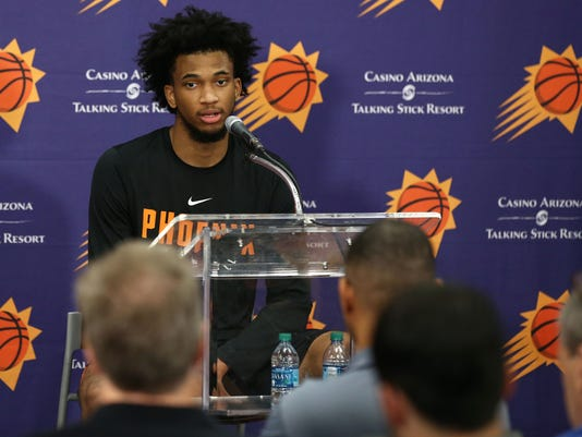 Phoenix Suns Pre-Draft Workout