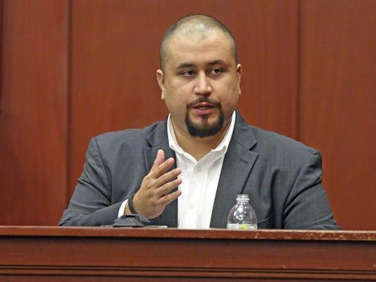 George Zimmerman Stalking