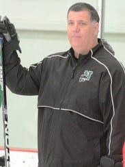 Novi coach Mark Vellucci enters his sixth season behind