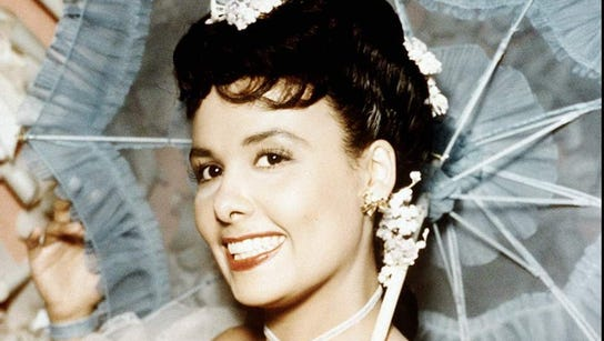 Lena Hornewas the first African American performer