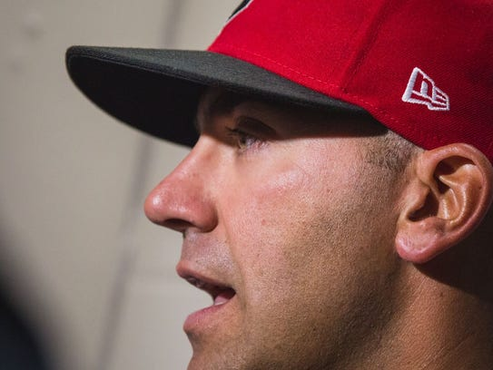 Brian Esposito, Indianapolis Indians manager