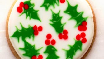 The wet-on-wet technique of cookie decorating will be taught at the Fond du Lac Public Library's Idea Studio at 6 p.m. Thursday, Dec. 8. Online-only registration is required and begins at 9:30 a.m. Thursday, Dec. 1, at fdlpl.org.