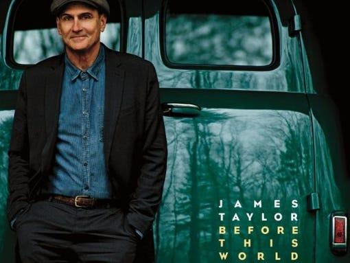 The new James Taylor album.
