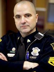 Cincinnati police union president Sgt. Dan Hils