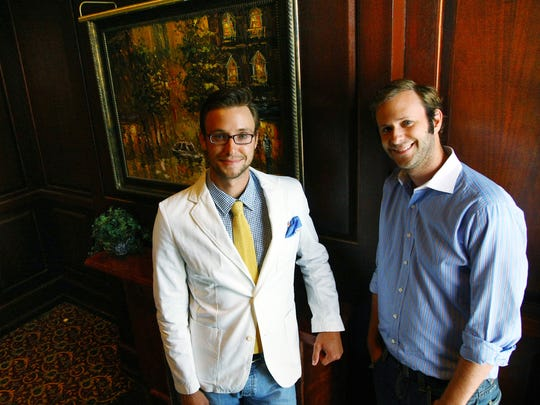 Brothers Max and Benjamin Goldberg own Strategic Hospitality.