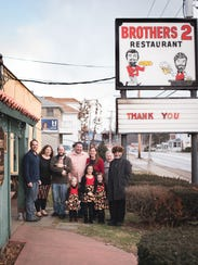 Domenic Fata and his family found a second home at