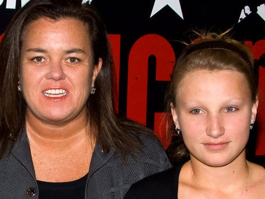 Rosie O'Donnell, Chelsea O'Donnell