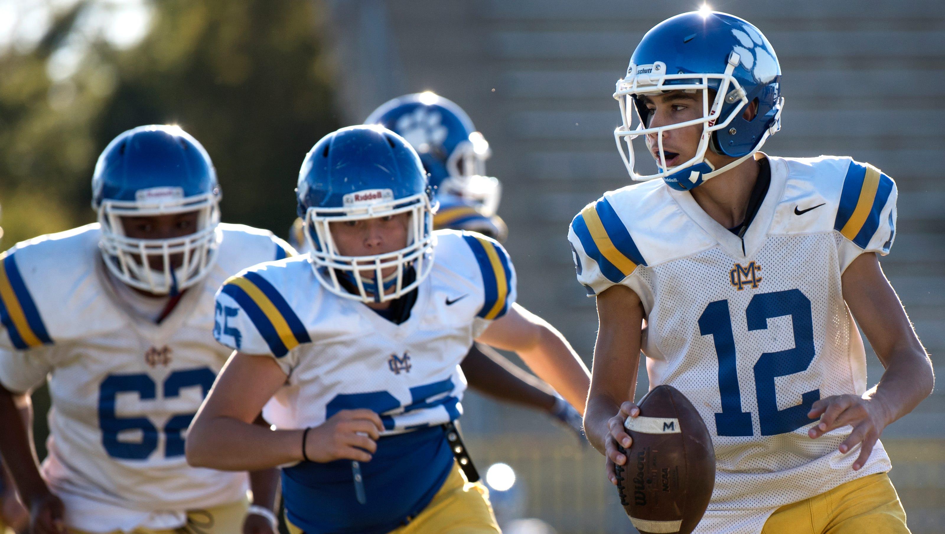 Jackson Area High School Football Rankings Peabody