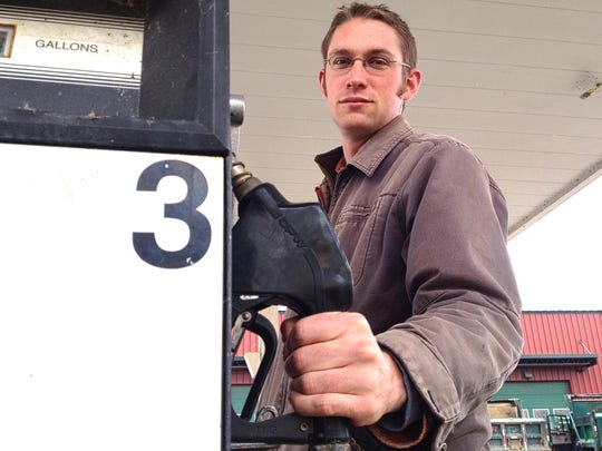 Burlington City Councilor Max Tracy, P-Ward 2, suggested using the municipal gas pumps behind the Public Works building on Pine Street to sell gas to consumers. The City Council voted 7-4 against exploring the idea further.