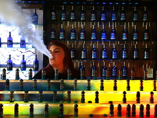 Young adults say vaping helped them quit smoking, restrictions are dangerous