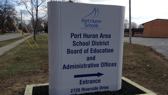 Port Huron high schools both are getting a college adviser.