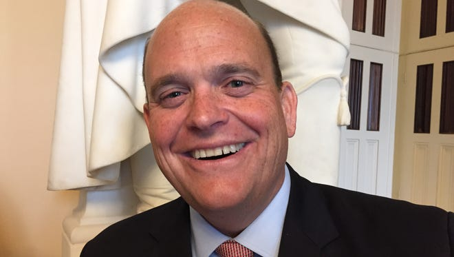 Rep. Tom Reed, R-Corning, at the U.S. Capitol in May 2016.