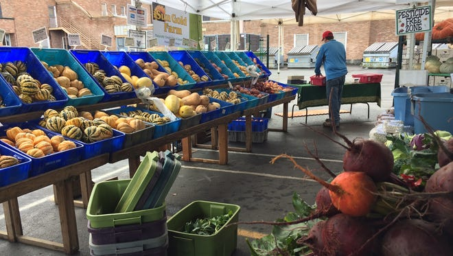 Local farms will gather for a bulk buying event in Salem.