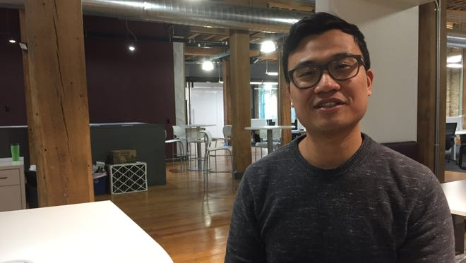 "Tony Tran is co-founder of Lumanu, a Milwaukee startup firm looking to make its mark in the growing field of ""influencer marketing."""
