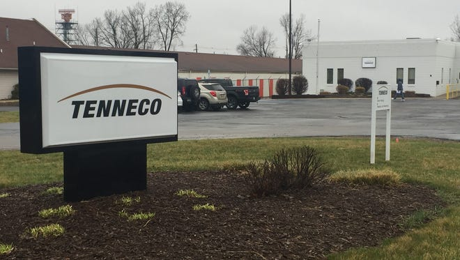 Tenneco, a GM supplier in Lansing, is planning to hire 79 people as it expands its parts assembly role.
