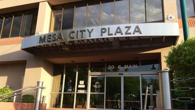 Mesa City Plaza