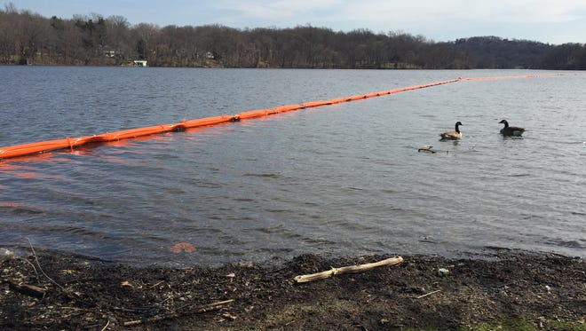 The federal government is seeking remuneration from DuPont for damage caused to birds and other natural resources by the company's pollution in Pompton Lakes.