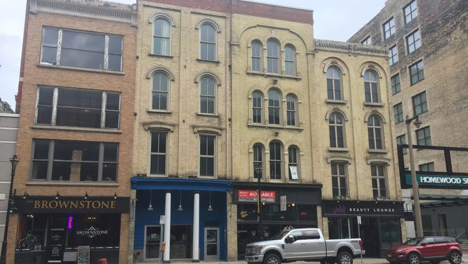 J. Jeffers & Co. has purchased the building at 518-22 N. Water St. (center) for $1.4 million