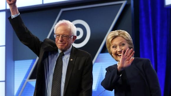 """""""You can win this,"""" Mephistopheles whispered in Bernie's"""