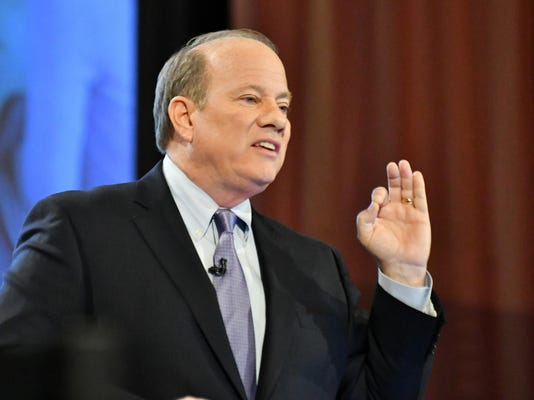 file -- mike duggan