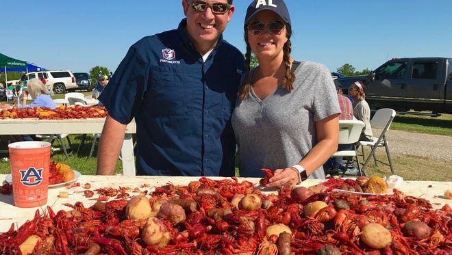 The seventh annual Crawfish Boil benefitting the Pike Road Patriot Fund is set for May 5, from 10 a.m. to 7 p.m. at The Waters.