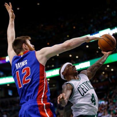 Detroit Pistons' SVG: Celtics' Isaiah Thomas merits MVP consideration