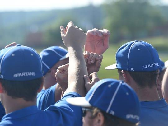 The McConnellsburg baseball team lost a large chunk