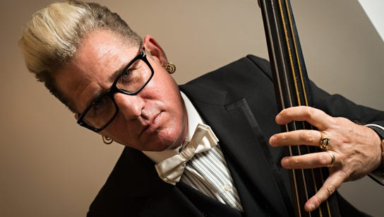 Lee Rocker plays Stray Cats and more May 11 at the