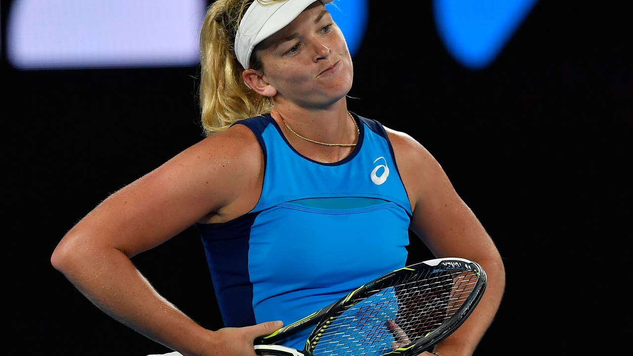 The latest news and notes from the Australian Open.
