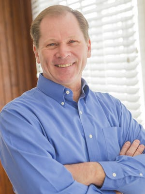 Rick Van Glahn is running in the Republican primary for the 11th District seat in Congress.