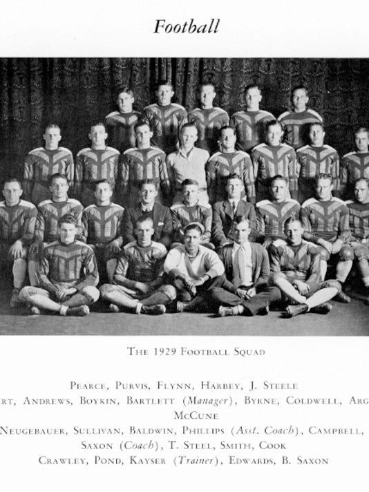 1929 UTEP FOOTBALL TEAM