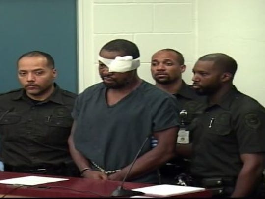 Markeith Loyd made two court appearances in Orange County this week for each of the homicides he's accused of causing.