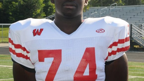 Lakota West OL George Asafo-Adjei added an offer from Syracuse.