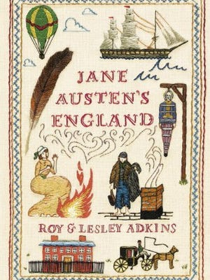 'Jane Austen's England' by Roy and Lesley Adkins