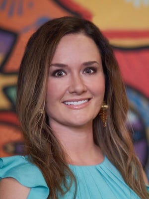 Christi Bowling, registered dietitian/health coach