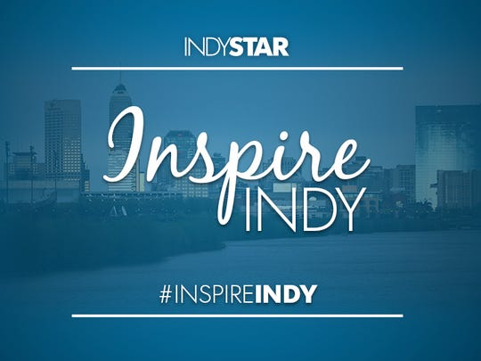 Join in the Star's campaign to #InspireIndy. Share your stories of making a difference.